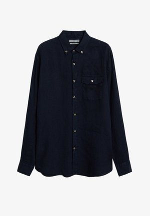CALCUTA - Overhemd - azul marino oscuro