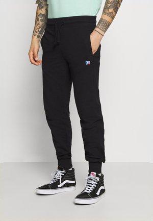 ERNEST - Pantaloni sportivi - black