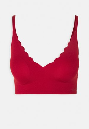 LOVERS HERAUSNEHMBARE PADS - Bustier - red