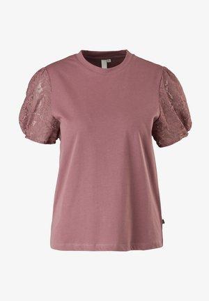 POFMOUWEN - T-Shirt print - purple