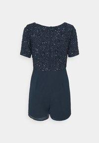 Lace & Beads Petite - CLARA PLAYSUIT - Jumpsuit - navy - 1