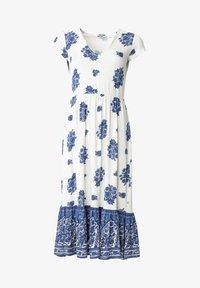 Indiska - RUNITA - Jersey dress - blue - 3