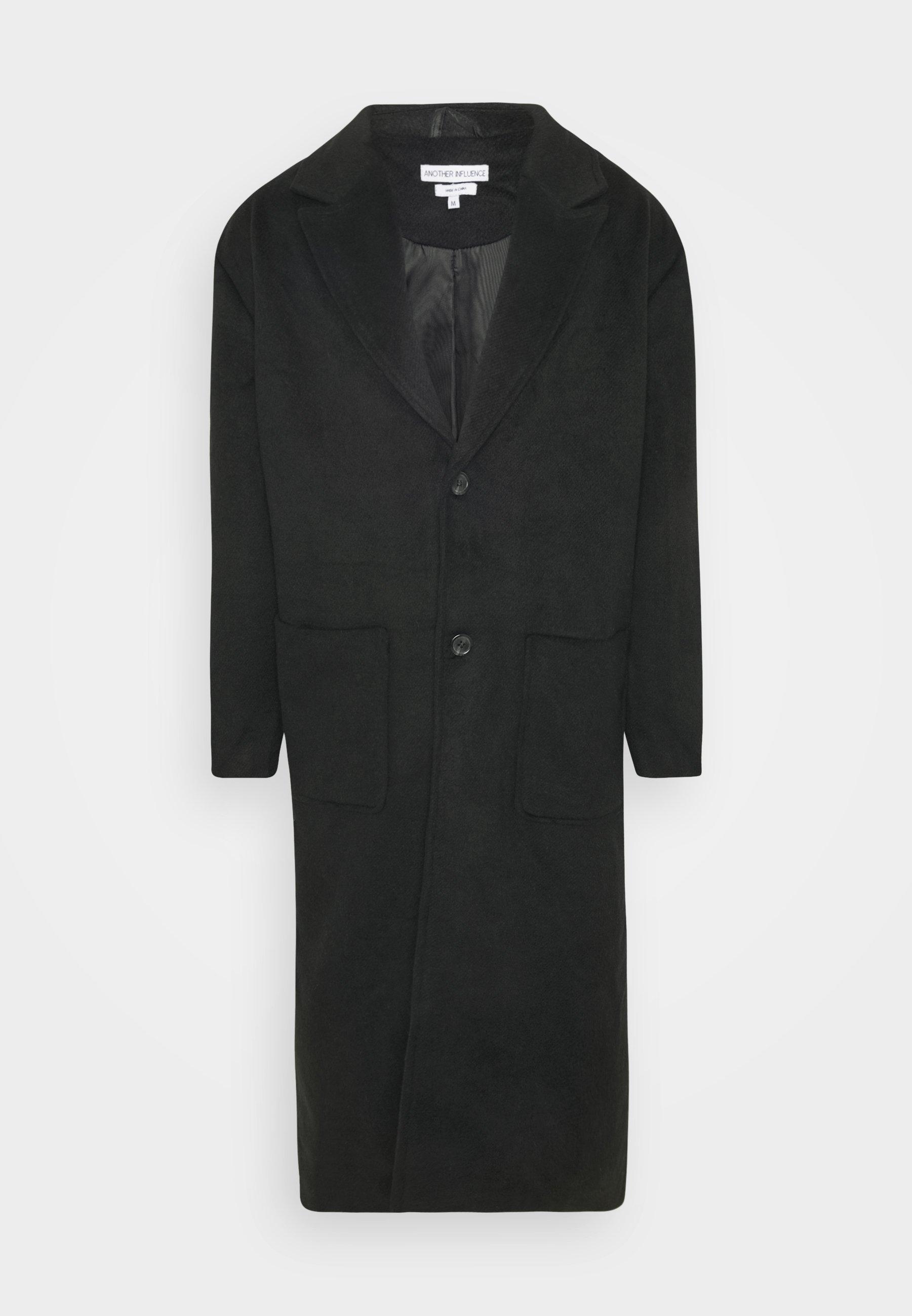 Uomo WATSON LONGLINE OVERCOAT - Cappotto classico