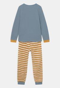 Cotton On - NOAH UNISEX - Pyžamová sada - orange/blue - 1