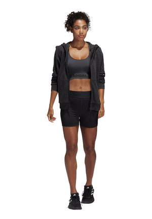 TECHFIT STG 3IN TRAINING WORKOUT TECH-FIT SHORT LEGGINGS COMPRESSION - Sports shorts - black