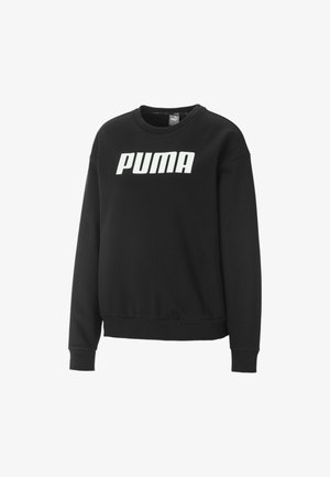 ESSENTIALS CREW NECK  - Sweatshirt - cotton black