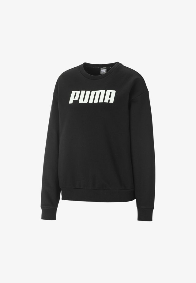 ESSENTIALS CREW NECK  - Felpa - cotton black