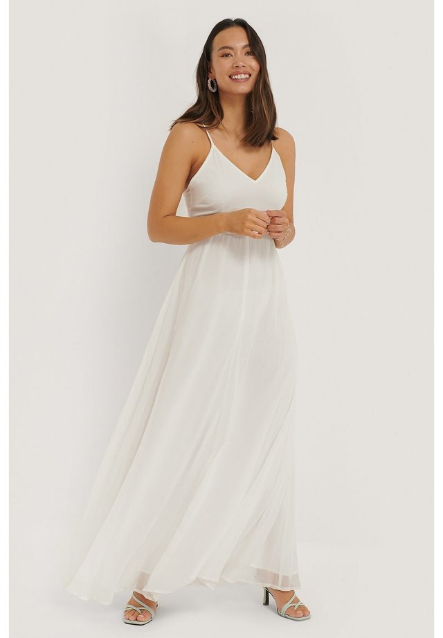 Maxi dress - offwhite