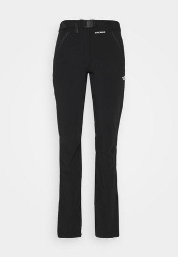 DIABLO PANT - Pantaloni outdoor - black