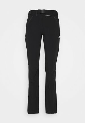 DIABLO PANT - Outdoor trousers - black