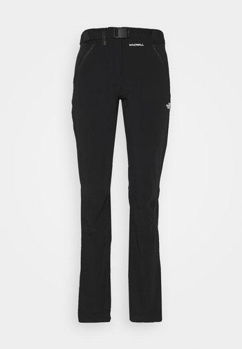 DIABLO PANT - Outdoor trousers - black