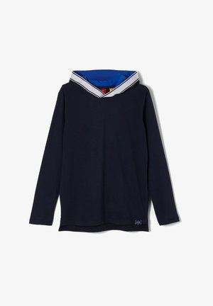 CONTRASTANTS - Long sleeved top - dark blue