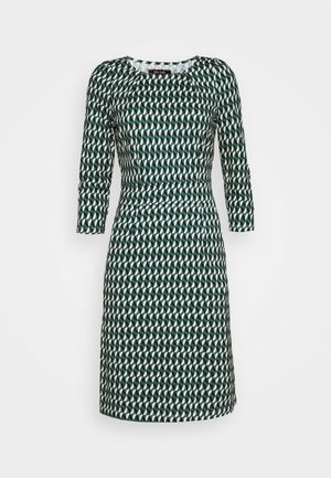 MONA DRESS - Žerzejové šaty - peridot green