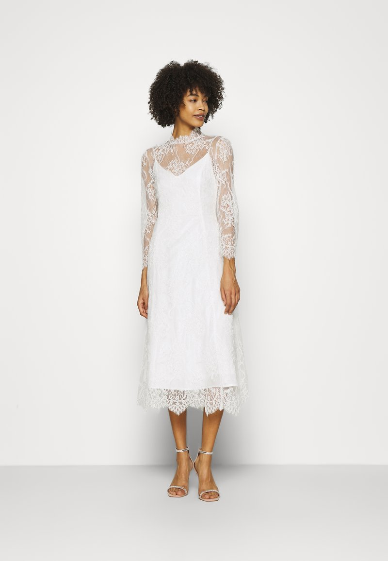 IVY & OAK BRIDAL - AILANTO - Cocktail dress / Party dress - snow white