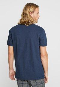 Tommy Jeans - CLASSICS - Piké - blue - 2