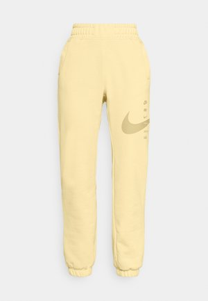 PANT - Tracksuit bottoms - fossil/stone