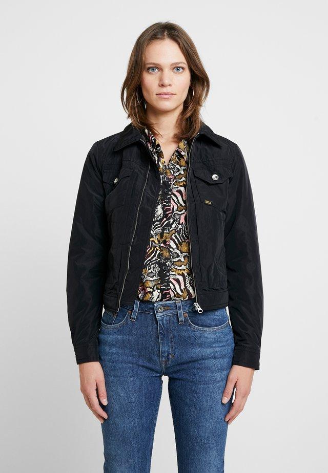 SUS - Giacca di jeans - black