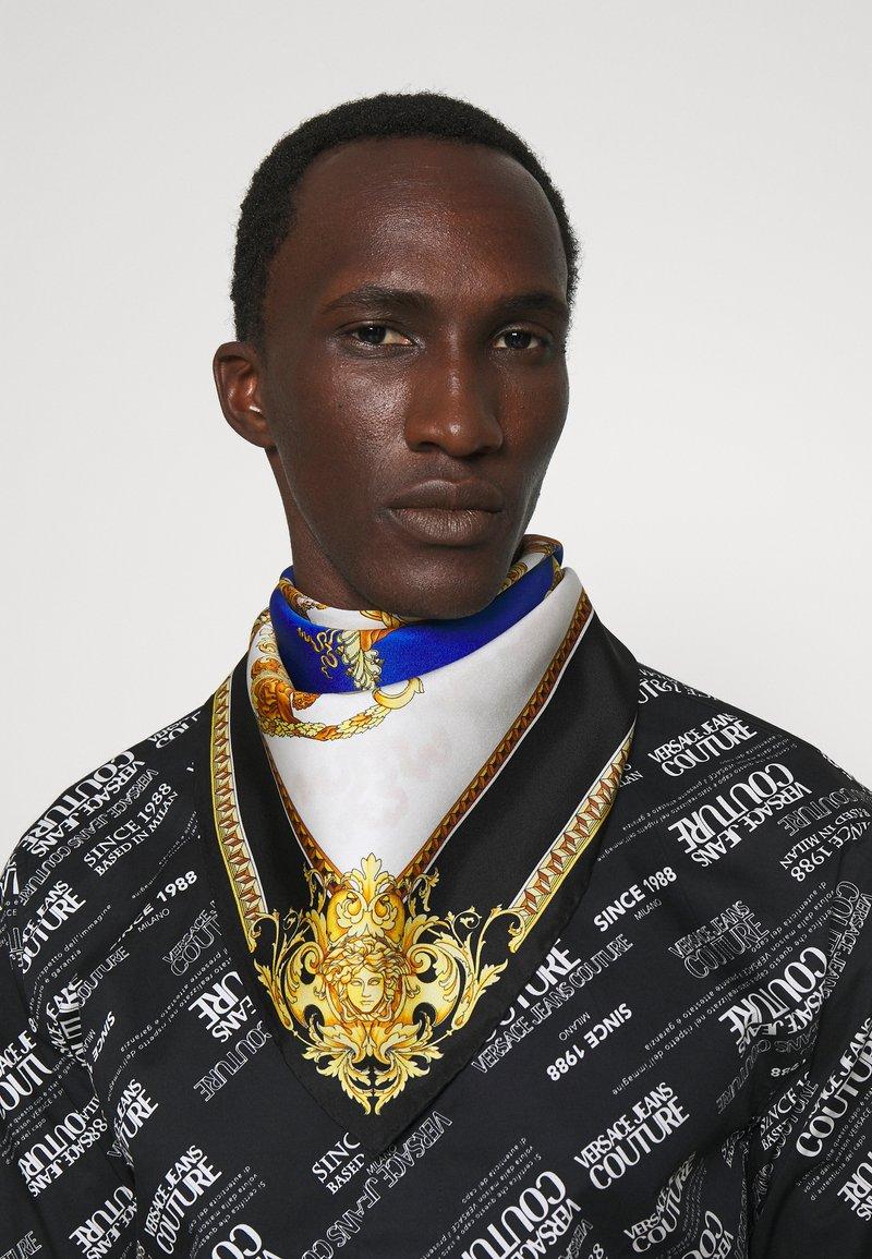 Versace - FOULARD UNISEX - Foulard - royal blue/oro