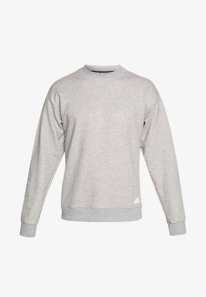 Sweatshirt - mgreyh/white