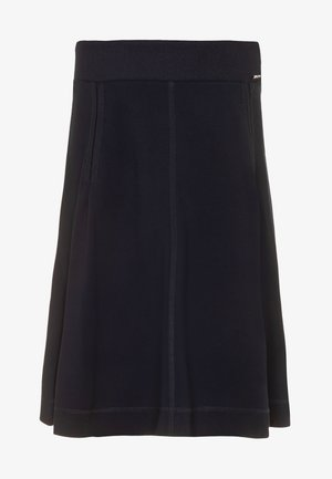BEA - A-line skirt - dark navy