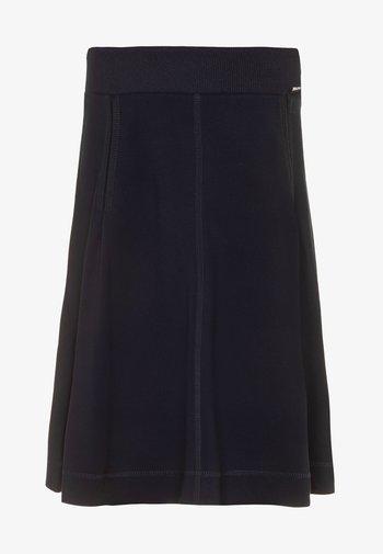 BEA - A-line skirt - dark navy