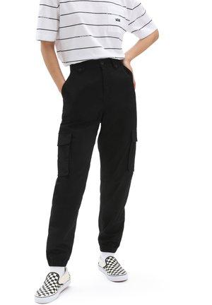 WM TANNER PANT - Cargo trousers - black