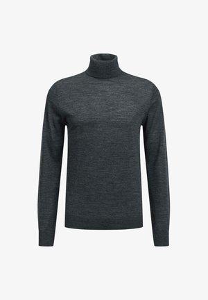 Jumper - blended dark grey