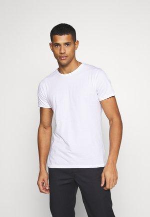 ALDER TEE - Basic T-shirt - white