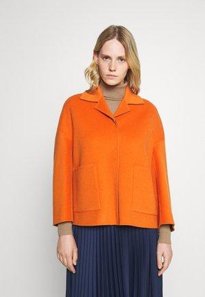 SELVA - Summer jacket - orange