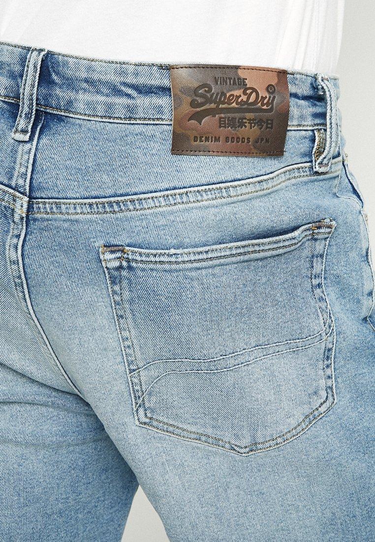 Men TYLER SLIM - Denim shorts