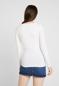 G-Star - BASE - Long sleeved top - white - 2