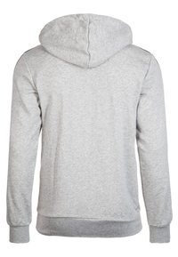 adidas Performance - veste en sweat zippée - grey - 1