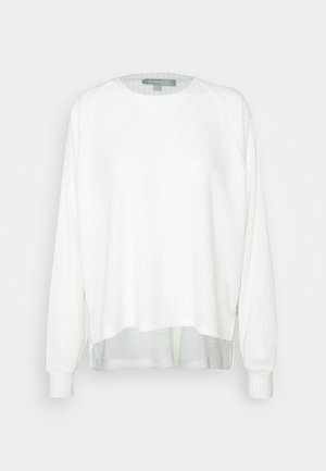 RAGLAN SLEEVE  - Koszulka do spania - white