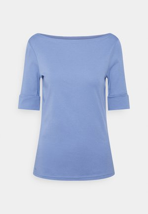 Basic T-shirt - cabana blue