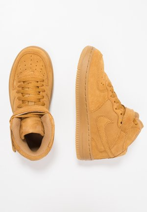 FORCE 1 MID LV8  - High-top trainers - wheat/light brown
