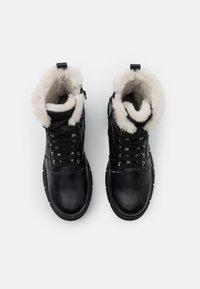 Mis Pepas - MILITARY - Winter boots - black - 5