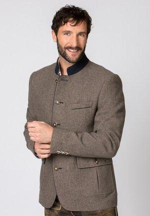 JUSTUS - Blazer jacket - brown