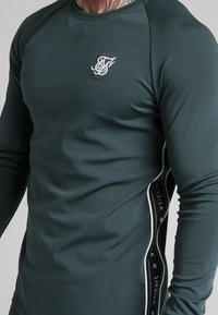 SIKSILK - Sweatshirt - ocean green - 4
