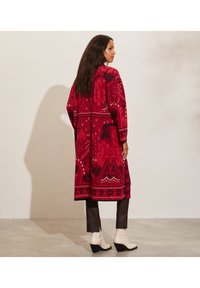 Odd Molly - MARYAM - Classic coat - burned rose - 2