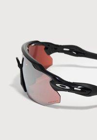 Oakley - RADAR ADVANCER UNISEX - Sportbrille - polished black - 6