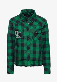 Queen Kerosin - Light jacket - grün - 0
