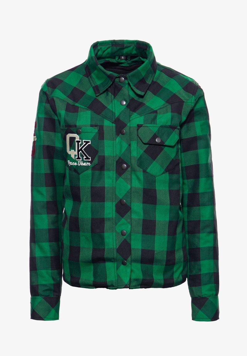 Queen Kerosin - Light jacket - grün