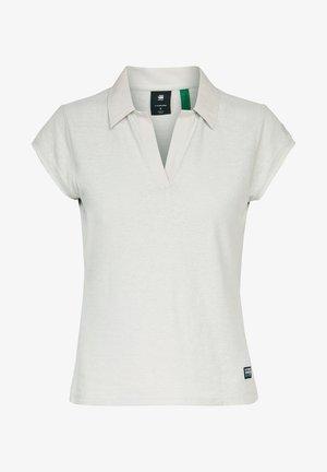NORIL POLO SLIM - Polo shirt - cool grey