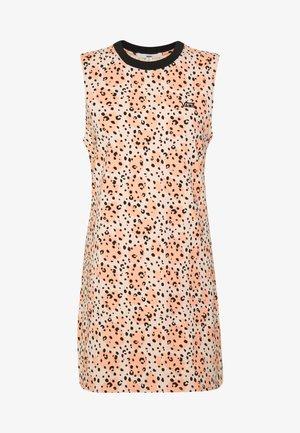 LEILA MUSCLE TEE DRESS - Žerzejové šaty - multi-coloured