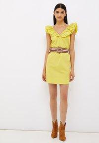 Liu Jo Jeans - Day dress - yellow - 1
