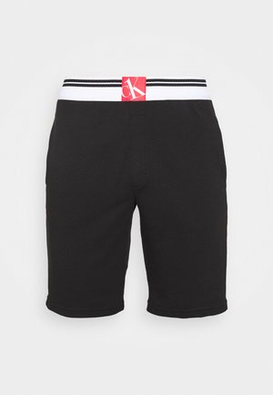 SLEEP SHORT - Pyjama bottoms - black