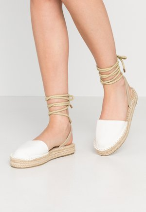 DAPHNE - Loafers - white