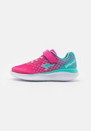 KQ-BRISK - Sneakersy niskie - fandango pink/ocean