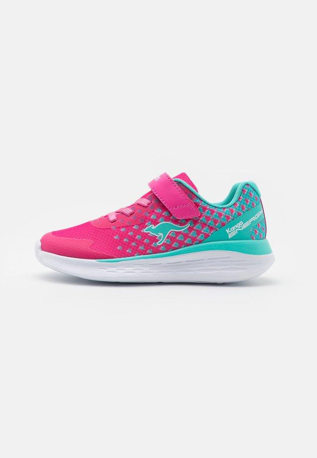KQ-BRISK - Sneakers laag - fandango pink/ocean