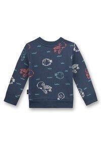 Sanetta Kidswear - Hoodie met rits - blau - 1